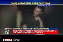 Paris attackers seen partying in Brussels pub 8 months before terror strike