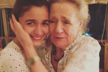 Watch: Emotional Alia Bhatt breaks down in tears as her grandparents wish her happy birthday