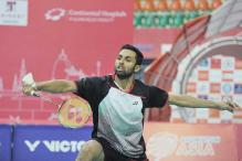 I will now give Olympics a shot, says H S Prannoy