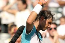 Dizzy Nadal retires in Miami heat, Andy Murray moves on