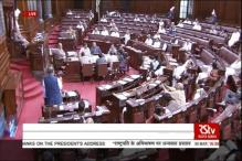 Opposition forces amendment in President's Address in Rajya Sabha, embarrasses Centre