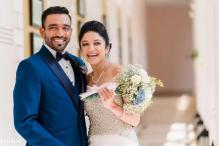 Snapshot: Robin Uthappa, Sheetal Goutham's wedding pictures are absolutely dreamy