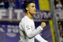 La Liga: Outspoken Ronaldo gets Real Madrid back on track with 3-1 win at Levante