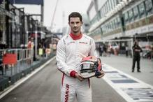 Manor F1 team sign Alexander Rossi as reserve