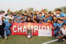 Services beat Maharashtra 2-1 to win Santosh Trophy