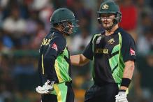 World T20: Khawaja, Zampa take Australia to three-wicket win over Bangladesh