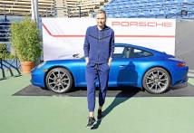 Porsche suspend ties with Maria Sharapova
