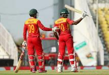 World T20, 1st qualifier: Sibanda powers Zimbabwe to opening win