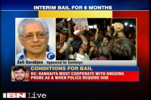 Sedition laws does not apply in Kanhaiya's case, says Soli Sorabjee