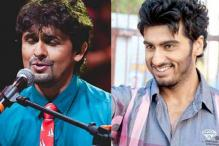 Sonu Nigam is my favourite singer, would like him to be my voice: Arjun Kapoor