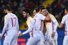 Spain draw 1-1 with Italy in Euro 2016 warm-up