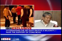 I am ready for a floor test to prove majority, says Uttarakhand CM