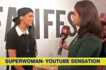 Youtube star Lilly Singh explains why she chooses to call herself 'Superwoman'