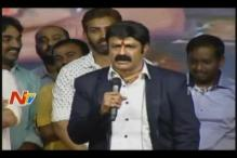 TDP MLA Balakrishna under fire for vulgar comments against women
