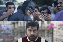 Watch desi superheroes engage in a 'Holi' battle: Thatman vs Shaktimaan