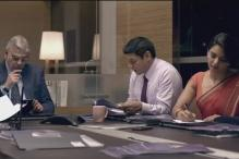 This ad is a huge slap to how people view a woman's success in the corporate world
