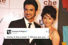 Amidst break-up rumours, Sushant Singh Rajput, Ankita Lokhande tweet cryptic messages