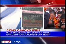 Uttarakhand crisis: Congress expels ex-CM Vijay Bahuguna's son Saket from party