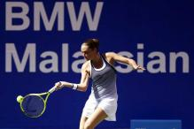 Roberta Vinci knocked out of Malaysian Open