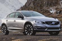 Volvo S60 Cross Country luxury sedan launched at Rs 38.9 lakh in India