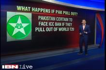 What happens if Pakistan pulls of ICC World T20?