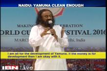 Sri Sri claims World Culture Festival did no damage to environment