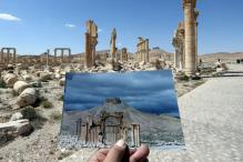 18 heartbreaking photos from Syria where ISIS has caused irreversible damage to the art and architecture