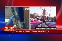 Top News: Vemula Family Embraces Buddhism, Vadra Drops a Bombshell