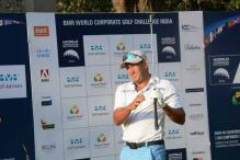 Cricketer-turned-'golfer' Agarkar Excels at Corporate Golf