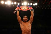 Britain's Anthony Joshua crowned new IBF heavyweight champion