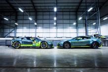 Aston Martin Unwraps Limited-Edition Vantage GT8