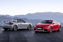 Audi RS, The Most Powerful Series Production TT in History