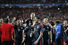 Bayern Enter Champions League Semifinals Despite a Draw With Benfica
