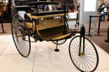 The World's First Automobile: The Benz Patent-Motorwagen