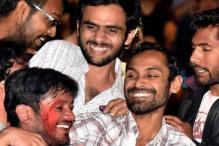 JNU Fines Kanhaiya Over Guru Event; Umar, Anirban Rusticated
