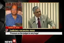 Watch: Judicial System is Bursting at its Seams, Says Justice Ganguly