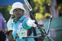 Deepika Crashes Out of Archery World Cup