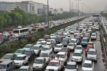 Plagued By Traffic Snarls: Gurgaon Wades Through Civic Mess