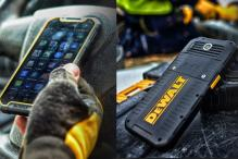 Construction Tools Maker DeWalt Launches Its First Smartphone