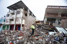 Ecuador Earthquake Death Toll Climbs to 413, Many Still Trapped