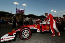 F1: Engine problems threaten Ferrari's challenge to Mercedes