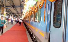 First journey aboard India's fastest train Gatimaan Express