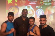 Four Indian boxers to compete in WBA Oceanic undercard bouts