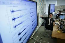 Magnitude 5.6 Quake Hits Off Northern Japan