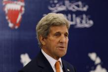 Kerry urges Iran to help end wars in Yemen, Syria