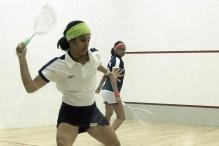 Joshna Chinappa Crashes Out of World Squash