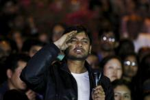 Kanhaiya Discharged From AIIMS, Ends Hunger Strike