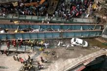 Fault in Kolkata flyover design: TMC MP, opposition question government