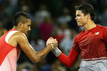 Raonic, Kyrgios to take part in Queen's Cup tennis