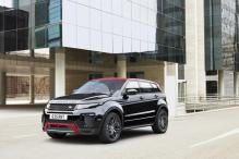 Land Rover Unveils Special Edition Evoque Ember